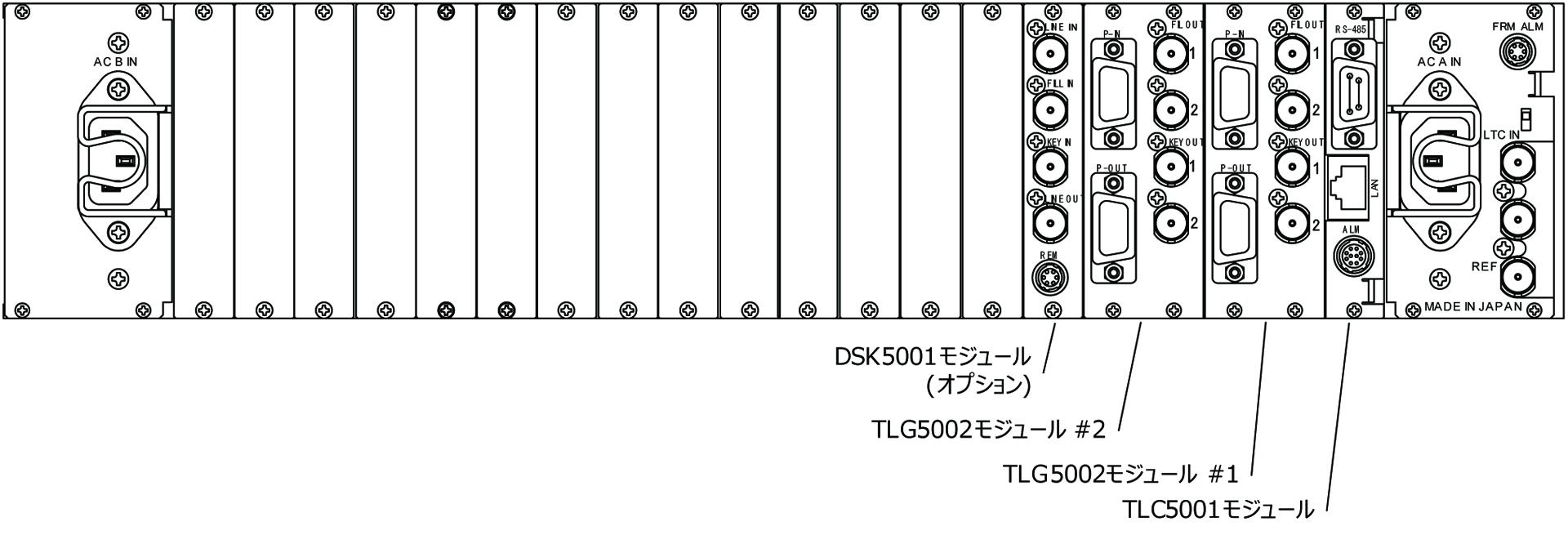 TLG5002_modul