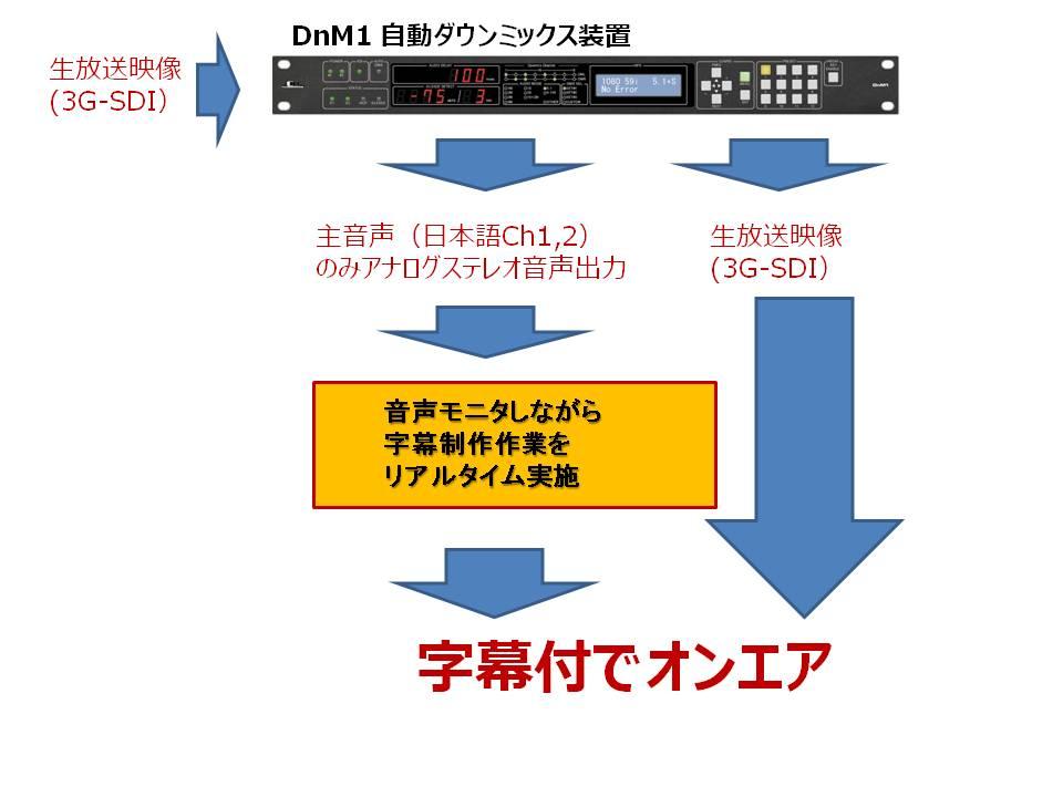 図_DnM1運用フロー